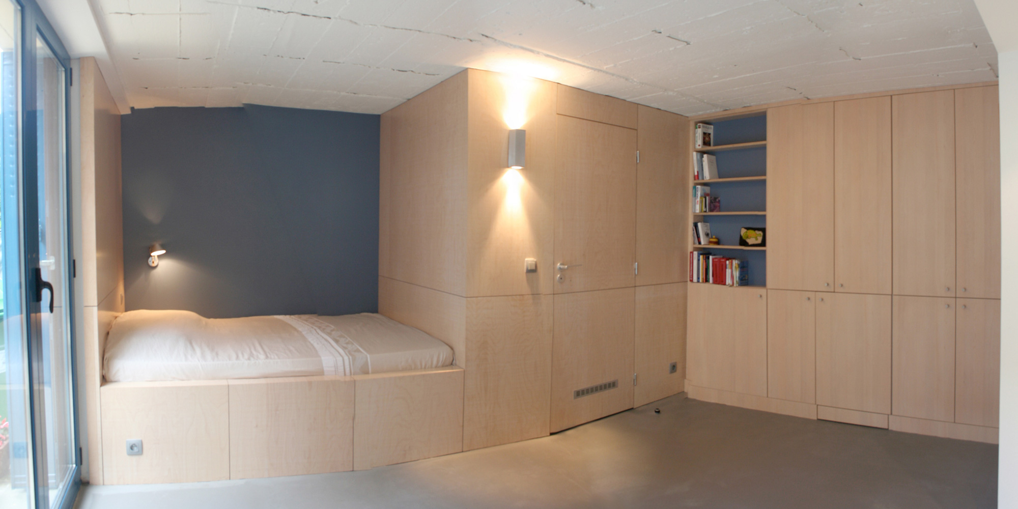 FO _ Studio garage _ Paris XIV