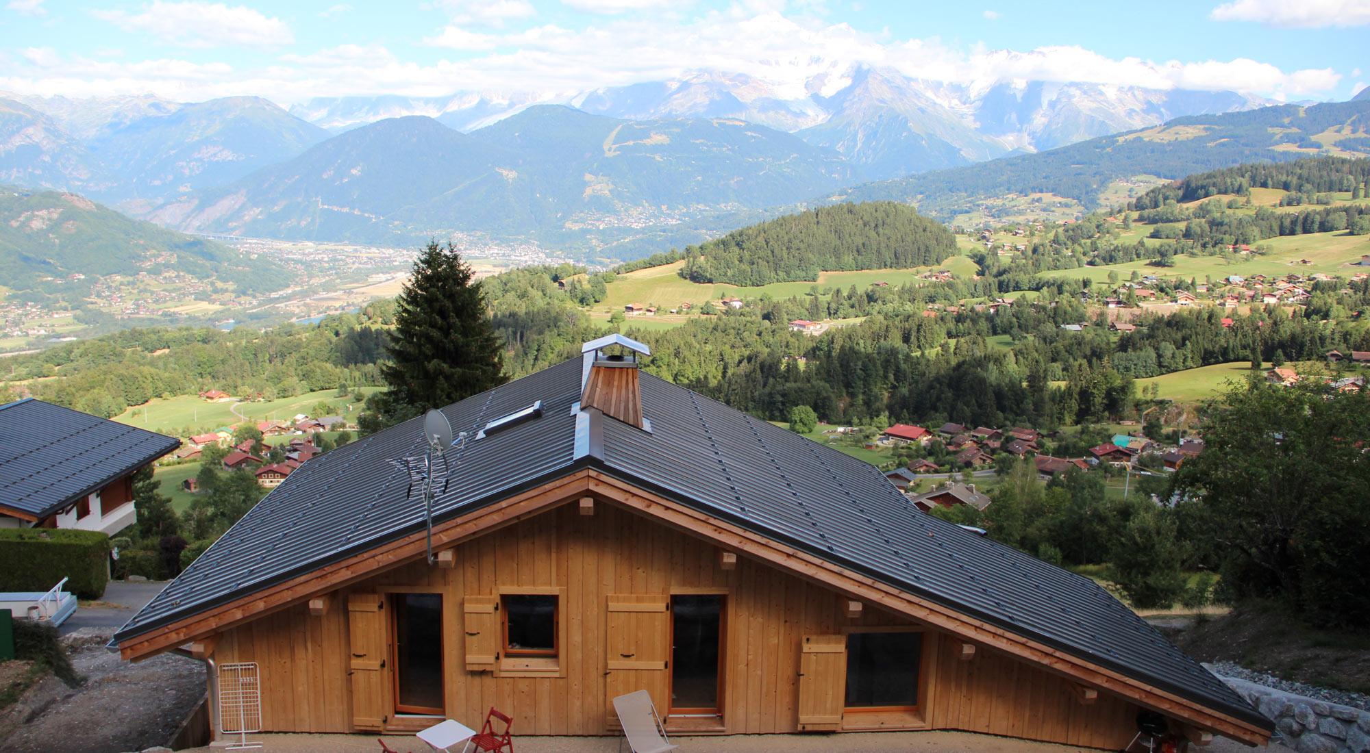 OZ _ Balcon sur le Mont-Blanc _ Cordon