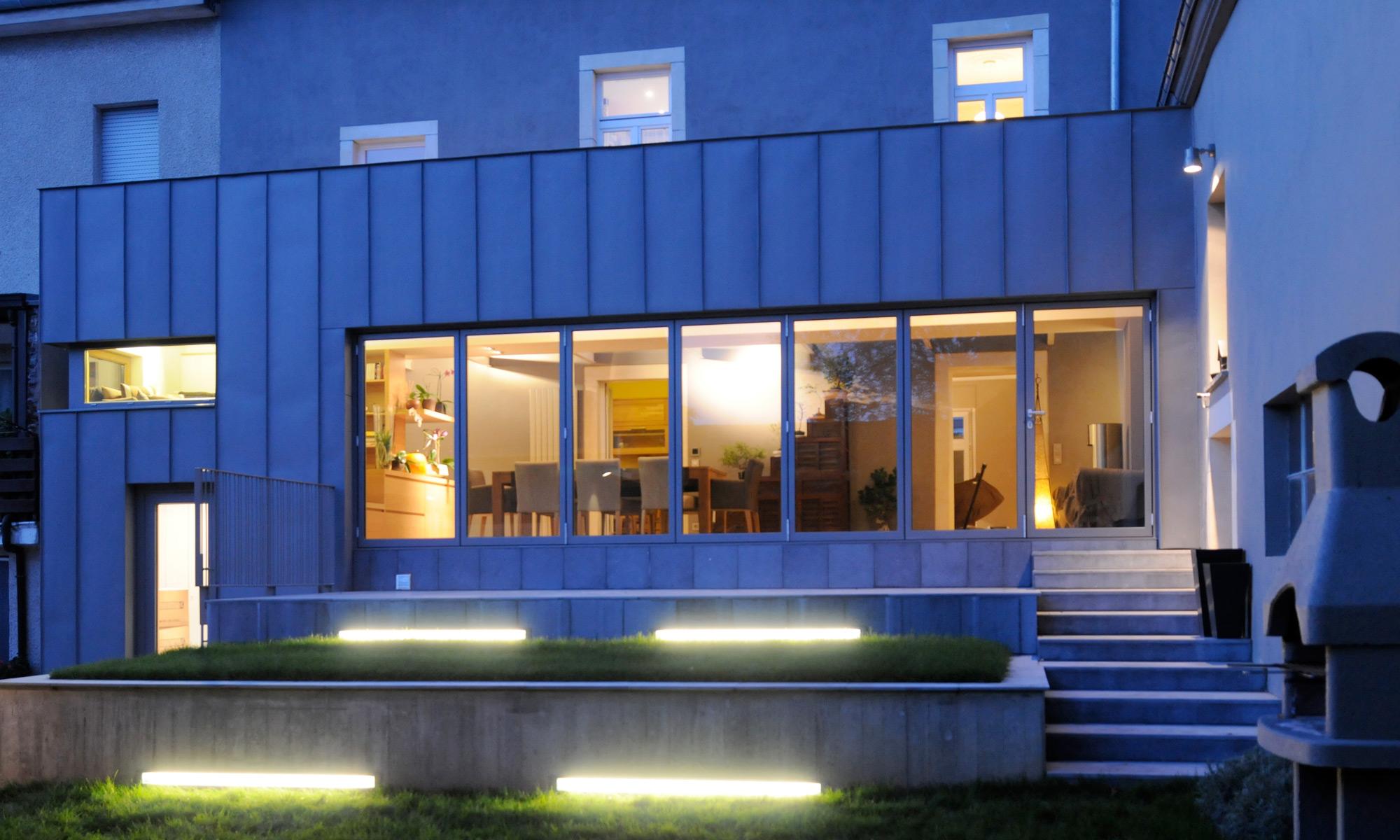 SC _ Maison de faubourg _ Luxembourg