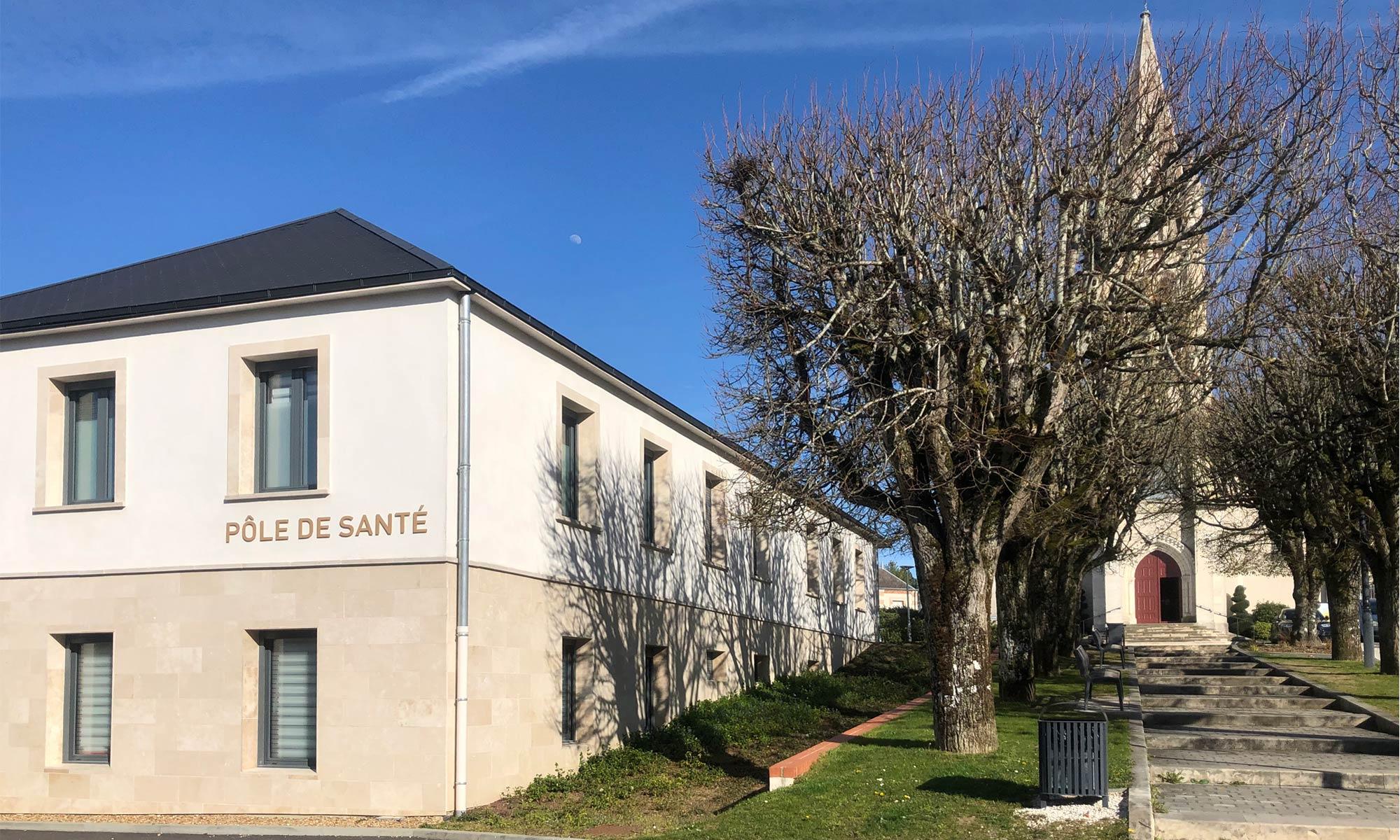SYPS _ Pôle de santé _ Saint-Cyr-en-Val